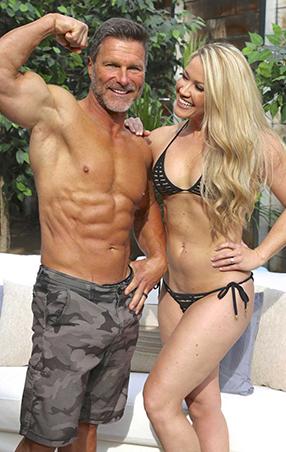 Clark Bartram & Brooke Stacey
